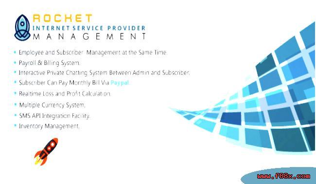 Rocket internet service provider rispm management PHP Scripts Project Tools