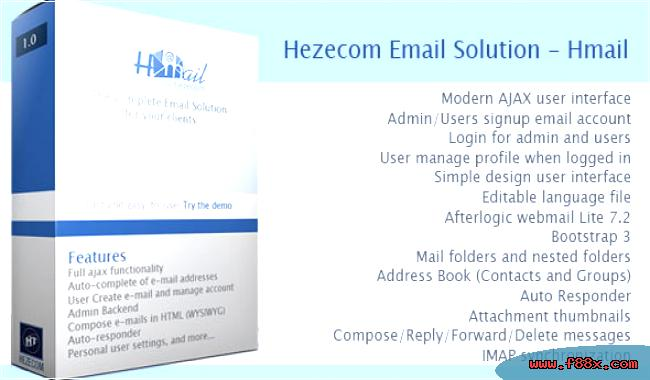 email hezecom solution hmail download php scripts help support tools. Black Bedroom Furniture Sets. Home Design Ideas
