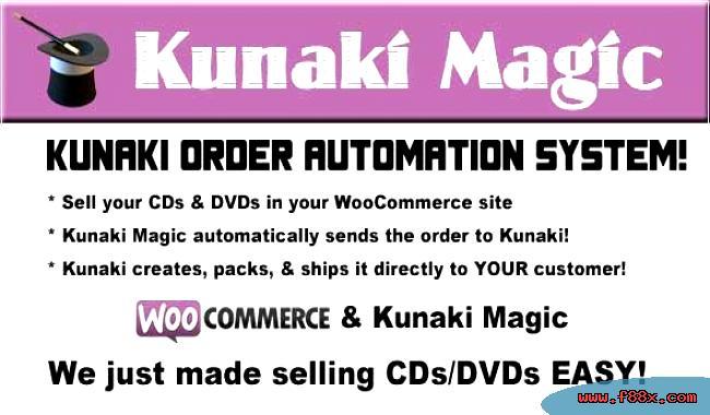 Magic kunaki download WordPress eCommerce WooCommerce